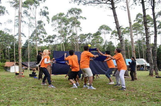 3 Tempat Outbound Bandung Cikole Lembang Terpopuler Yang Recomended