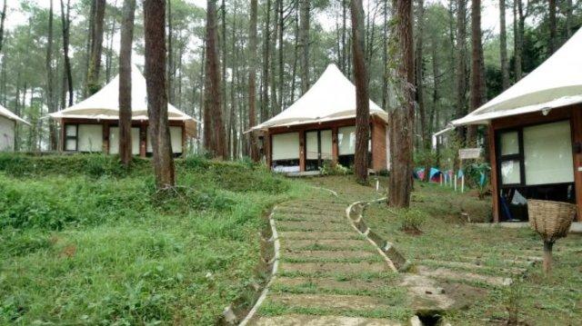 5 Tempat Wisata Gathering Outing di Bandung Terpavorit