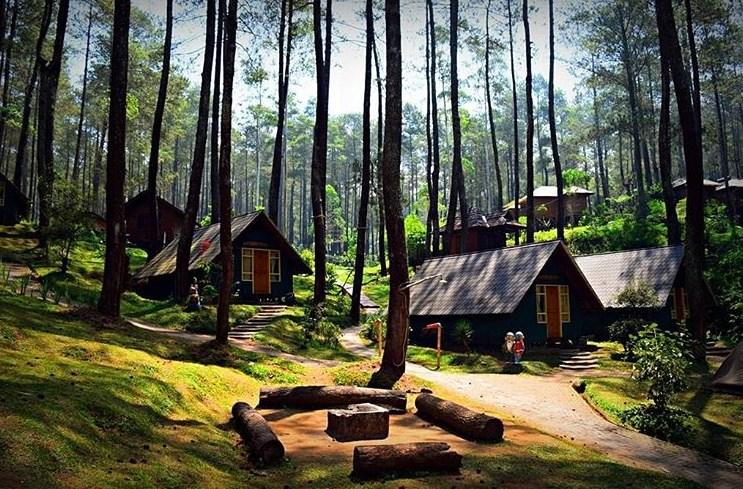 31 Tempat Wisata Outbound di Bandung Terpopuler 2020