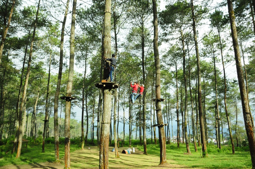 TREETOP ADVENTURE PARK - OUTBOUND LEMBANG - OUTBOUND BANDUNG