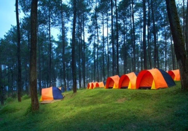 CAMPING GROUND GRAFIKA CIKOLE LEMBANG-OUTBOUND BANDUNG-ROVERS ADVENTURE