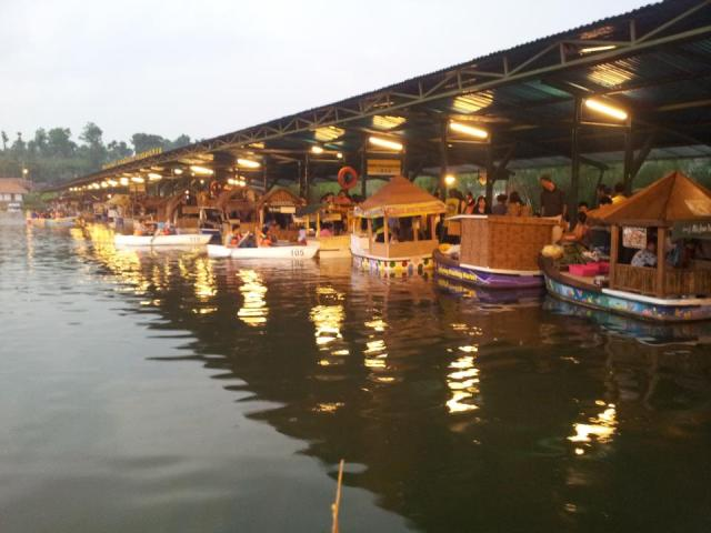 FLOATING MARKET - OUTBOUND BANDUNG - OUTBOUND LEMBANG