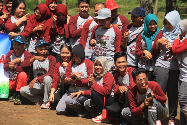 OUTBOUND BANDUNG - EVENT ORGANIZER OUTBOUND OUTING GATHERING DI LEMBANG BANDUNG