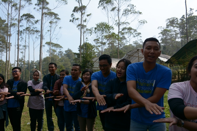 Outbound Bandung - Provider EO Outbound Lembang Bandung - Rovers Adventure Indonesia