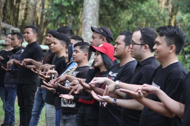 Outbound Cikole Lembang Bandung - Paket Outbound Murah di Bandung Lembang