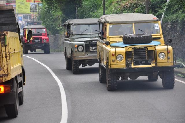 Paket Wisata Offroad Pangalengan EO Outbound Lembang Bandung Rovers Adventure Indonesia