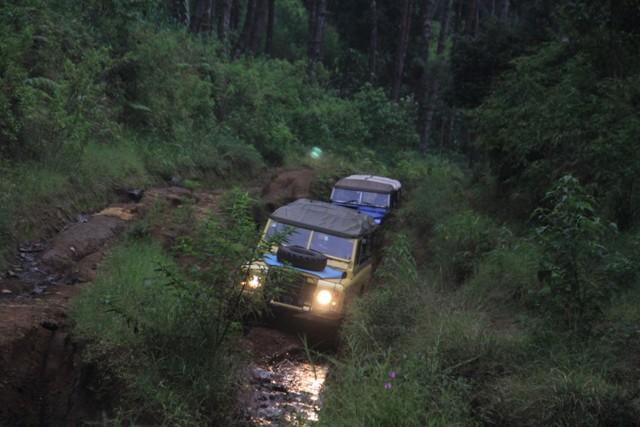 Sunrise Wisata Offroad Tangkuban Perahu Lembang Bandung Rovers Adventure Indonesia
