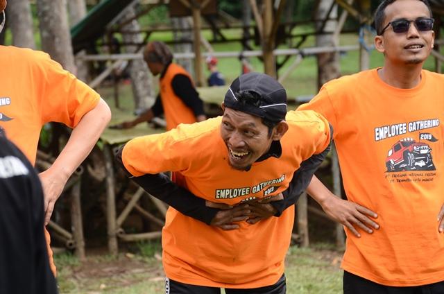 EO Outing di Lembang Bandung | Team Building – Fun Games