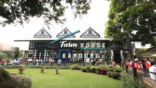 FARMHOUSE LEMBANG BANDUNG - OUTBOUND BANDUNG - OUTBOUND LEMBANG