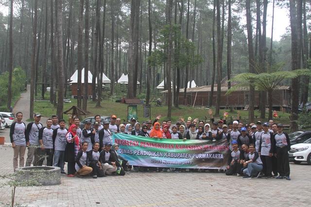 Gathering Cikole Lembang - Paket Gathering Murah di Lembang Bandung