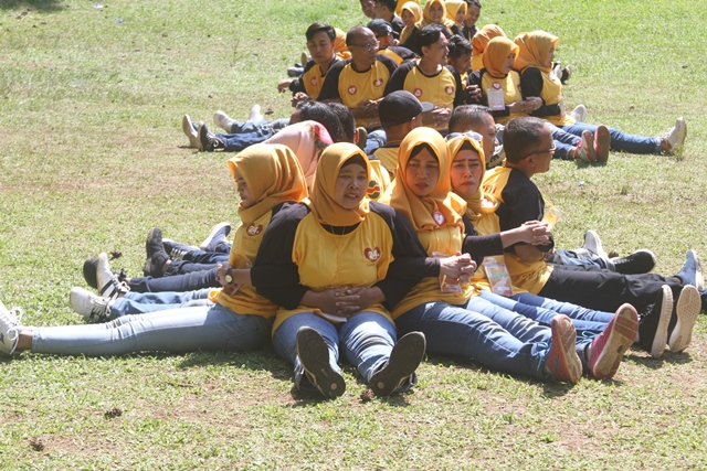 Outbound Lembang Bandung - Event Organizer Rovers Global Indonesia