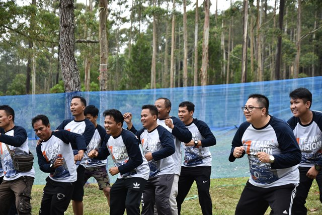 Outbound Outing Bandung | Rovers Adventure Outbound Lembang Bandung