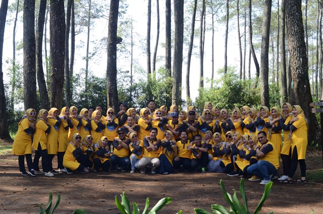 Outbound Outing Cikole Jayagiri | Rovers Adventure Outbound Lembang Bandung