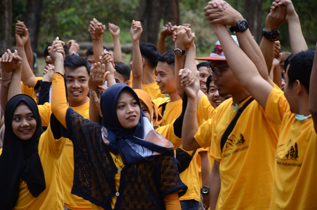 Outbound Outing Cikole | Rovers Adventure Outbound Lembang Bandung