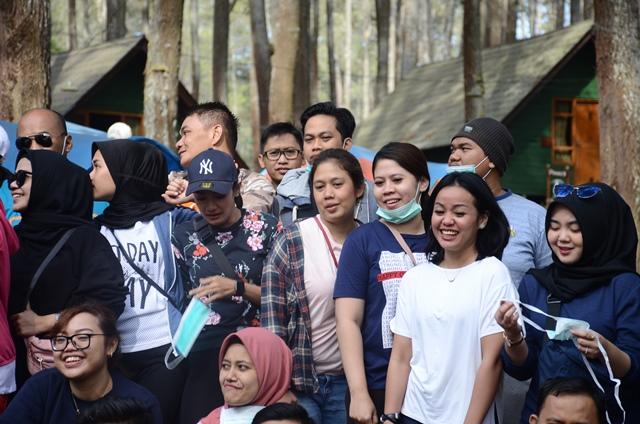Outbound Outing Grafika Cikole | Rovers Adventure Outbound Lembang Bandung