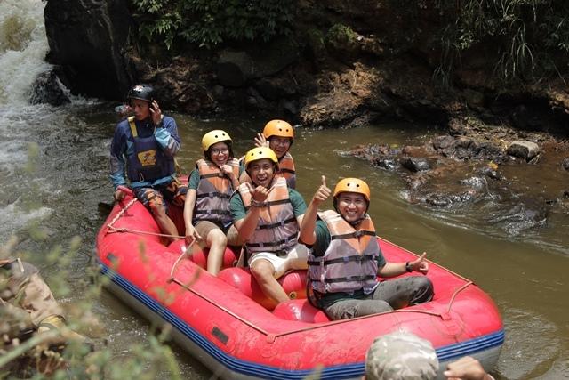 Paket Fun Adventure Rafting  EO Bandung-Lembang-Subang-Ciwidey-Pangalengan-Sukabumi