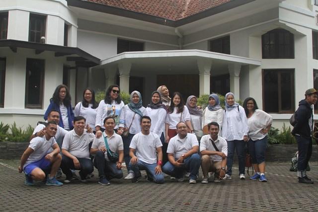 Paket Gathering Outbound  2 Hari 1 Malam di Bandung Lembang