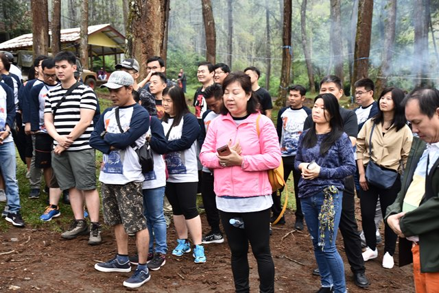 Paket Gathering Outbound Outing Bandung Lembang Cikole - Event Organizer ( EO ) Outbound Lembang Bandung