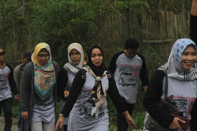 Paket Gathering Outbound Outing Bandung Lembang Orchid Forest Cikole - Event Organizer ( EO ) Outbound Lembang Bandung