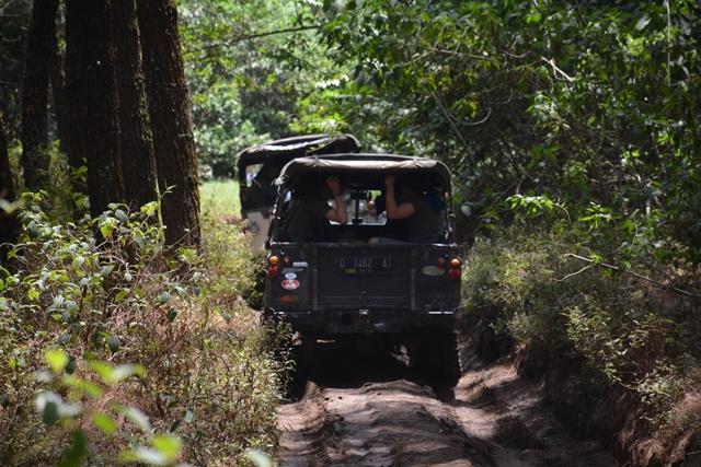 Paket Offroad Adventure Bandung Lembang