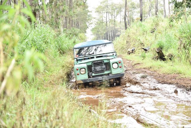Paket Offroad Cikole Adventure Jungle di Bandung Lembang | Rovers Global Indonesia | EO Bandung