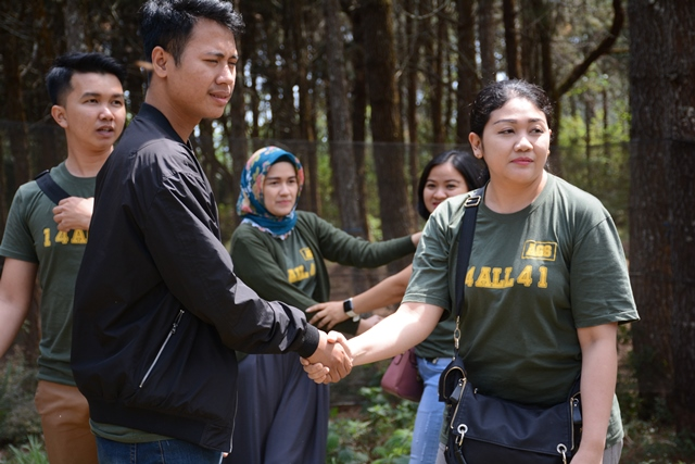 Paket Outbound Gathering Lembang-Bandung | Rovers Global Indonesia