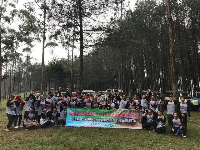 Paket EO Outing Bandung dan Gathering Bandung - EO Outbound Lembang Bandung