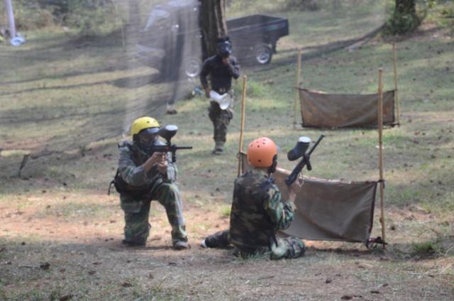 Paket Paintball War Game di Lembang Bandung-EO Bandung Lembang