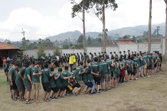 Rovers Adventure EO Outbound Cikole Lembang - Outbound Lembang Bandung
