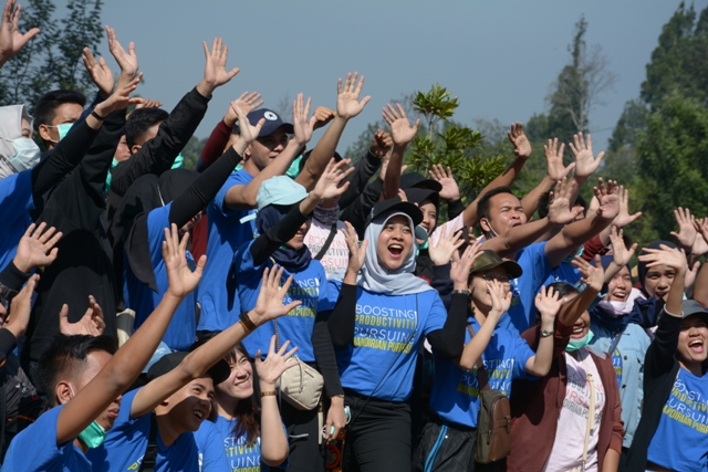 Tempat Outbound murah di Lembang - Provider EO Outbound Lembang Bandung