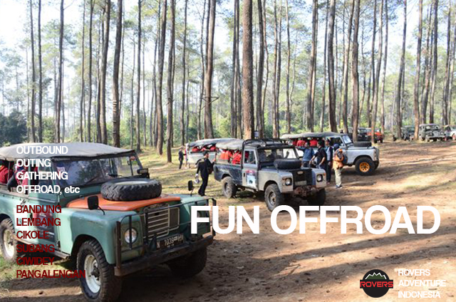 Fun Offroad Cikole Lembang | Harga Termurah 2020