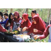 Outbound Orchid Forest Lembang (1)