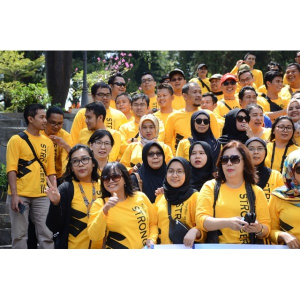 GATHERING ORCHID FOREST CIKOLE