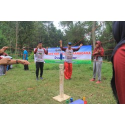 Outbound Bandung Lembang - Rovers Adventure Indonesia
