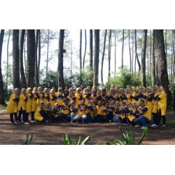 Outbound Outing Cikole Jayagiri