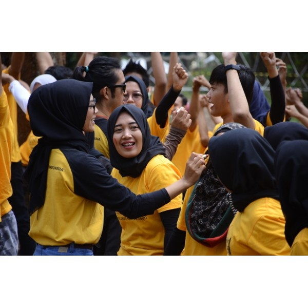 Outbound Outing Cikole