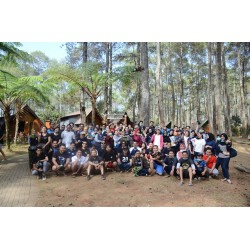Outbound Outing Grafika Cikole