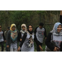 Paket Gathering Outbound Outing Bandung Lembang Orchid Forest Cikole