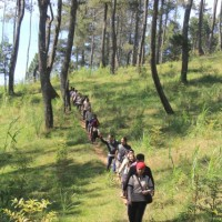 TREKING-OUTBOUND LEMBANG BANDUNG-PROVIDER EO-ROVERS ADVENTURE INDONESIA