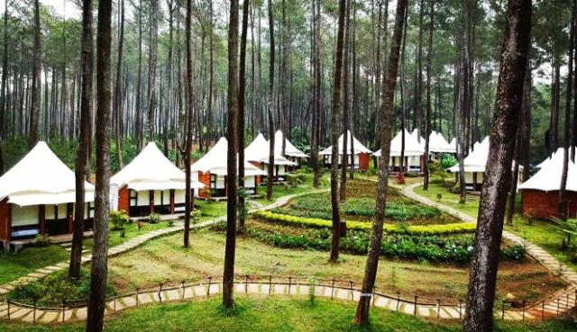 9 Tempat Wisata Outbound Terbaik Di Lembang Bandung